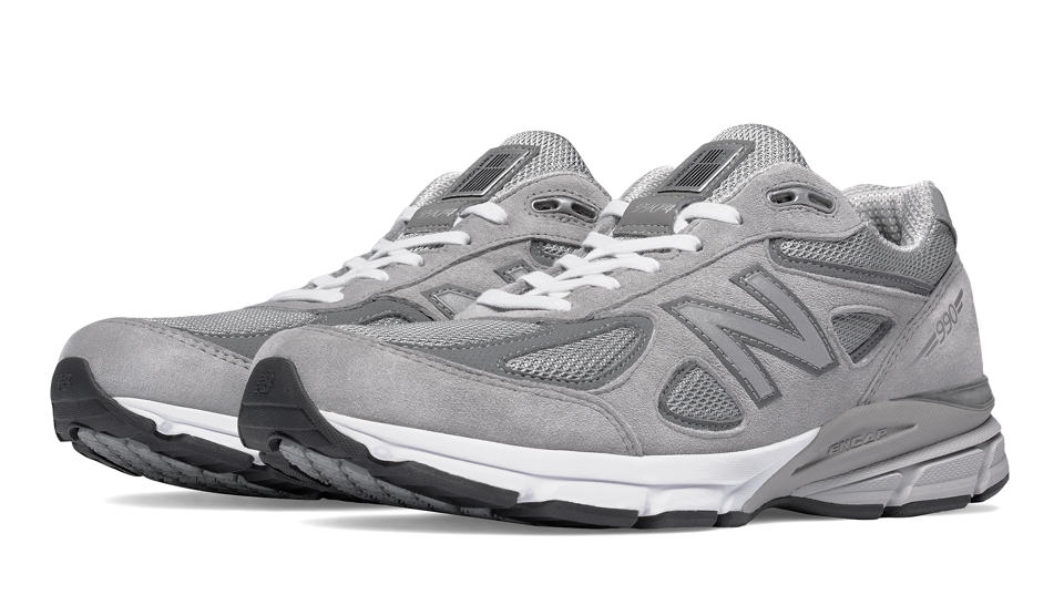 best service a9e9f 0a2f4 The New Balance 990v4 - An Updated Spin on a Classic Style ...